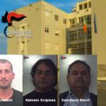 Sicurezza: controlli Carabinieri Locri, 3 arresti e tre denunce