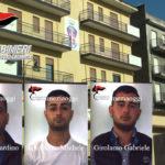 Armi e droga, padre e 2 figli arrestati nel Reggino