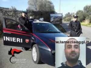 Controlli: evade dai domicilairi 31enne arrestato dai Carabinieri