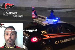 Trovato per strada mentre e' ai domiciliari, arresto a Reggio