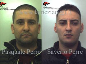 Droga: traffico stupefacenti, due arresti nel Reggino