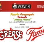 """Lamezia: Piccola compagnia teatrale """"Antonio Federico"""" si esibisce sabato"""