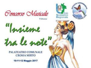 Crosia: al via il V Concorso musicale nazionale