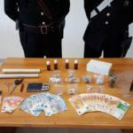Lamezia: spacciatore in bicicletta, arrestato dai Carabinieri