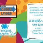 """Lamezia: Progetto Sud, alternanza scuola Liceo """"Galileo Galilei"""""""