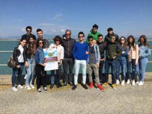 Catanzaro: studenti liceo Fermi al consorzio di bonifica ionio catanzarese