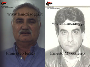 Operazione Circolo Formato: eseguiti due arresti per sconto pena