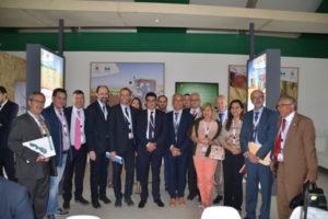 Agraria.UniRC: visita istituzionale in Marocco, Programma Erasmus