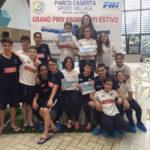 Nuoto: Rari Nantes Lamezia vince  il XIV Gran Prix Esordienti