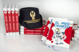 """Scuola: Polizia presenta agenda scolastica denominata """"Il mio diario"""""""