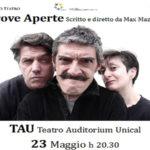 Teatro: Auditorium Unical Mimì, Cocò e Carminuzzu