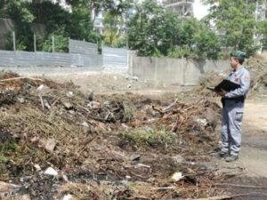 Bruciava rifiuti, imprenditore denunciato a Cosenza