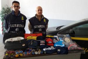 Calabria, GdF sequestra beni contraffatti alla Fiera di Paola