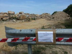 Rifiuti: discarica 6.000 mq sequestrata nel Cosentino