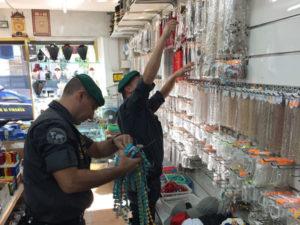 Frodi: Gdf sequestra oltre 3.800.000 articoli di bigiotteria