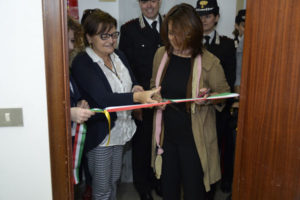 Catanzaro: inaugurato spazio dedicato a donne vittime di violenze