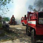 Incendi: 62 focolai, nel Cosentino evacuate gia' 300 persone
