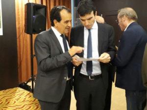 Province: Bruno consegna documento a ministro Martina