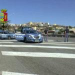 Ndrangheta: controlli Polizia a Reggio centro e nei quartieri