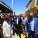 Fs: lavori sulla linea ionica in Calabria, aperto primo cantiere