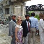 Viabilita': ponte 'Allaro' sopralluogo Anas, Regione e Comuni Locride