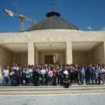 Lamezia, la Comunità del Carmine ai luoghi di Natuzza
