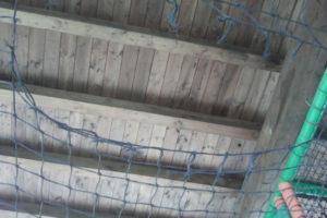 Ennesimo raid vandalico al parco della biodiversita' di Catanzaro