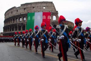 Carabinieri: domani 203esimo annuale di fondazione dell'Arma