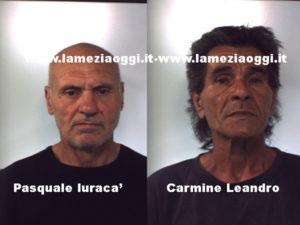 Due persone arrestate dai Carabinieri nella piana di Gioia Tauro
