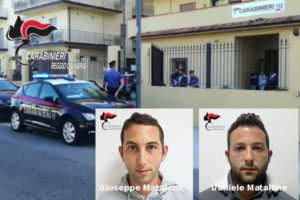 Omicidio nel Reggino: arrestati due fratelli