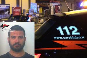 Rapine: ricercato da circa un anno arrestato a Catanzaro