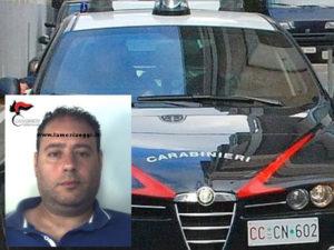 Droga: 43enne arrestato a Reggio Calabria dai Carabinieri