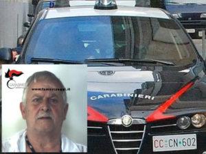 Rapina: 72enne arrestato per sconto pena a Reggio Calabria