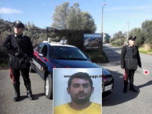 Ricettazione: bulgaro arrestato per sconto pena dai Carabinieri