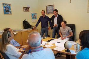 Scuola: studenti Itg San Giovanni in Fiore, in visita al cantiere Anas