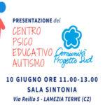 Lamezia: Progetto Sud realizza centro psico educativo autismo
