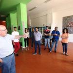 """Polistena: Oliverio in visita al Centro """"Don Puglisi"""""""