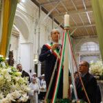 Lamezia: festa S.Antonio, rinnovata offerta del cero votivo