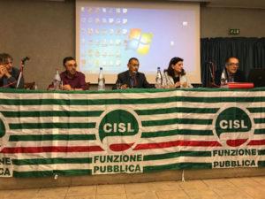 Lavoro: sessione formativa della Cisl Fp Calabria