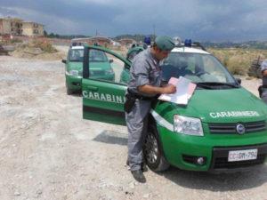 Rifiuti: discarica sequestrata nel catanzarese, una denuncia