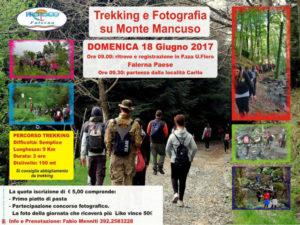 Falerna: Pro Loco organizza escursione su Monte Mancuso
