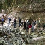 Ambiente: delegazione Fai visita riserva naturale Valli Cupe