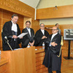 Lamezia: cerimonia insediamento del  procuratore Salvatore Curcio
