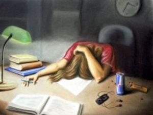 Maturita': i riti scaramantici della 'Notte prima degli esami'