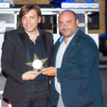 Lamezia: Palozzi consegna a Grande premio alla carriera