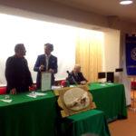 """Lamezia: Premio Rotary club """"Valter Greco"""" a Raffaele Mazza"""