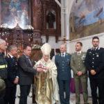 Lamezia: Festa S. Antonio, omaggio delle Forze dell'Ordine al Santo