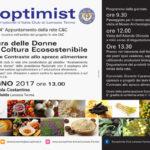 Lamezia: incontro del Soroptimist Club contro sprechi alimentari