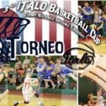 Pallacanestro: Basketball Lamezia al torneo esordienti italo di Latina