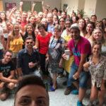 Lamezia: 50 giovani studenti stranieri in giro per la citta'